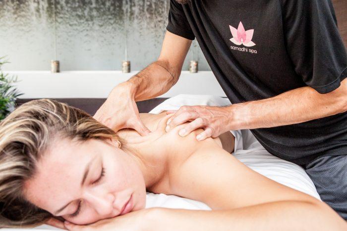 Massage og ansigtskur